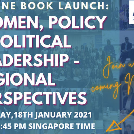 Women, Policy and Political Leadership