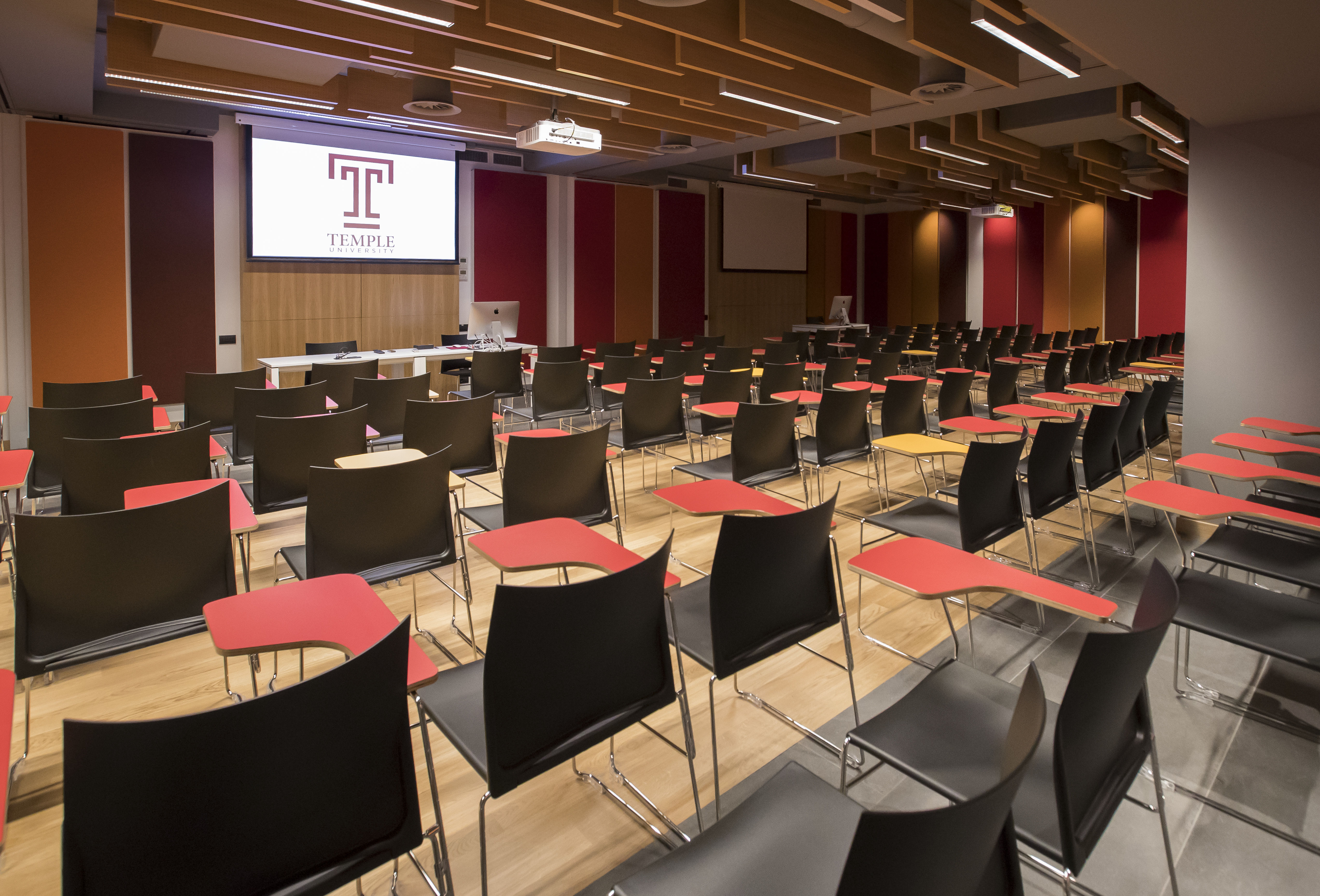 Temple Rome Conference Room