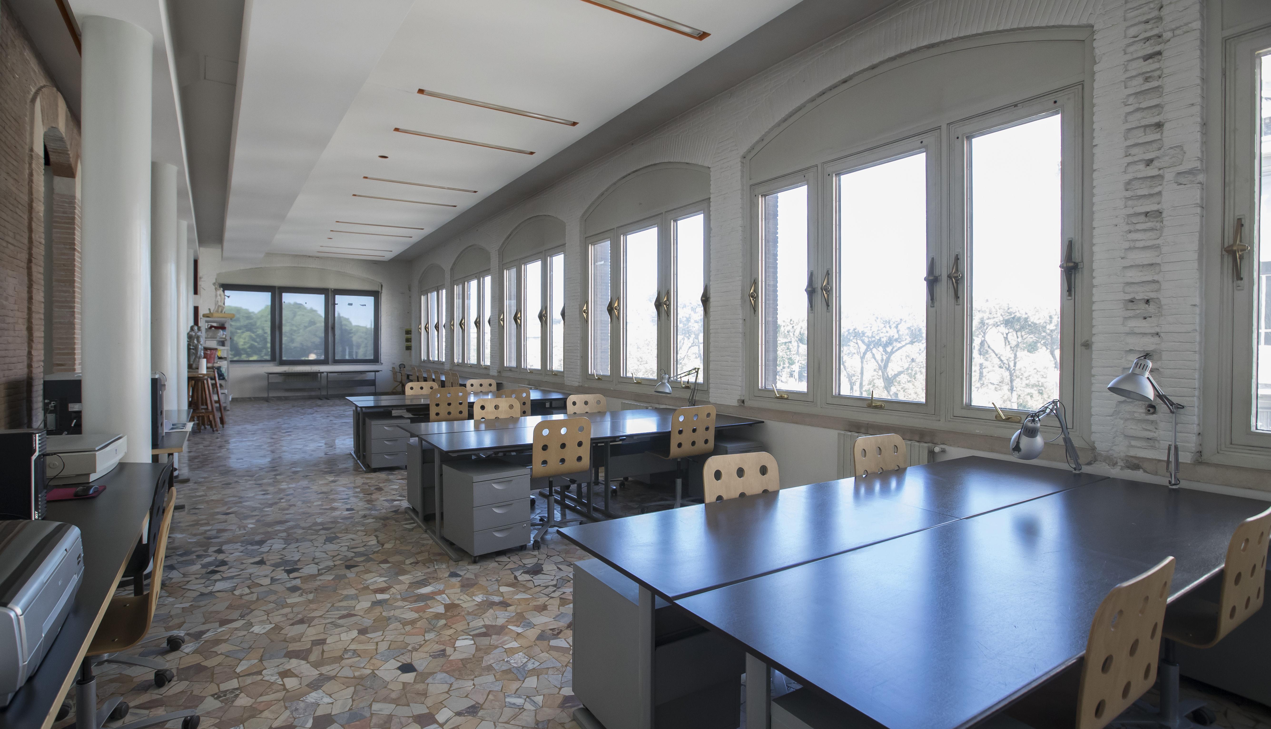 Temple Rome Architecture Studio