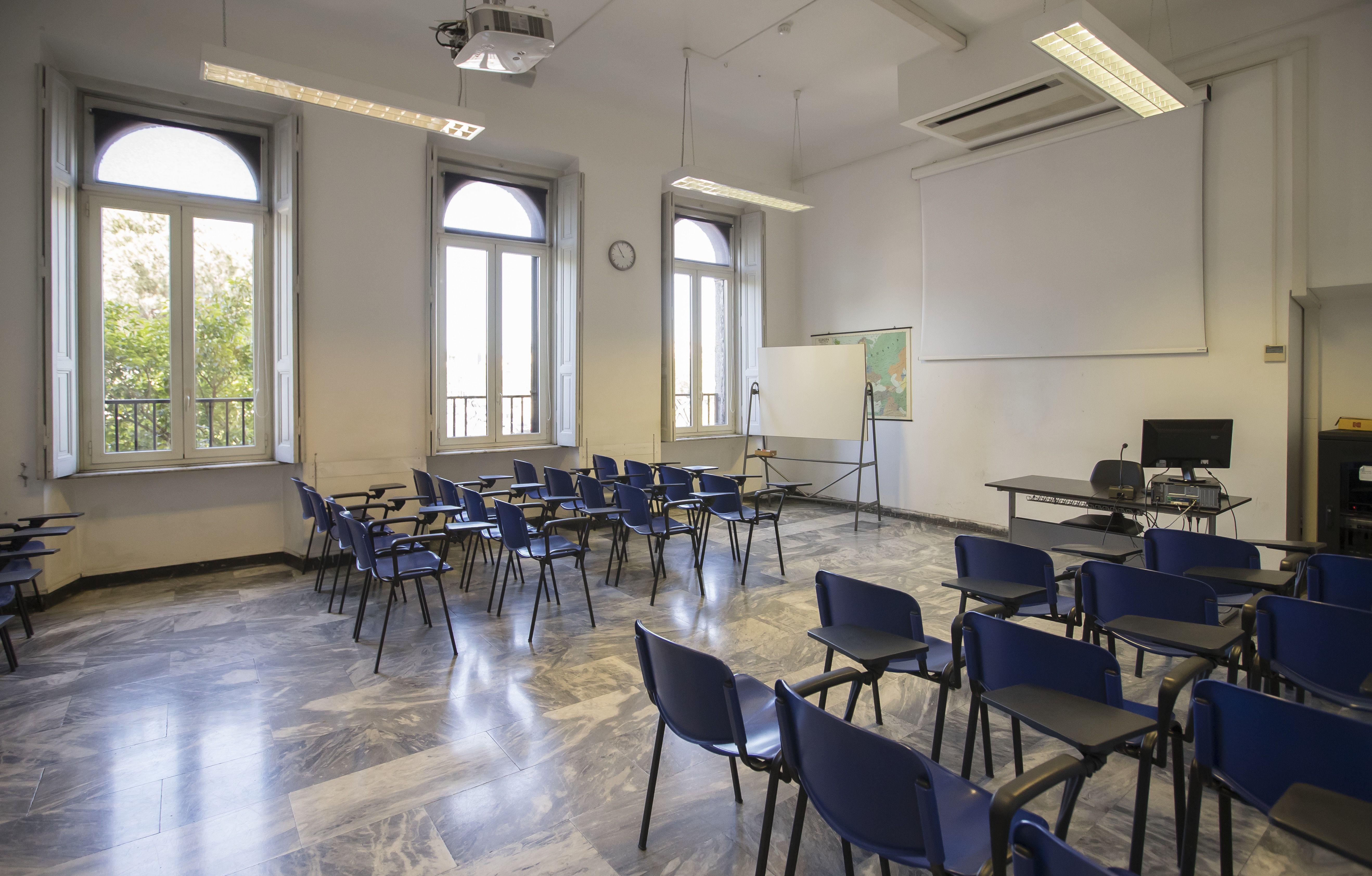 Temple Rome Classroom 6